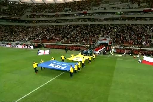 Polska remisuje z Anglią na Narodowym 1:1