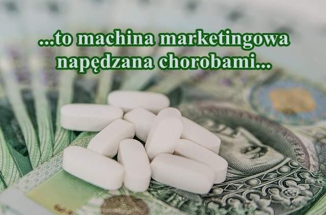 Polacy spożywają leki garściami