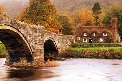 Park Narodowy Snowdonia, Wielka Brytania – Walia