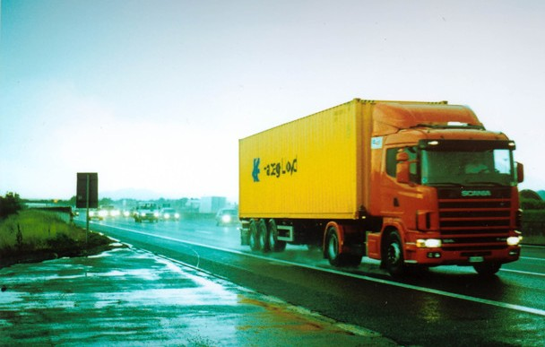 Ostrzeżenie dla polskich kierowców ciężarówek wjeżdżających do Wielkiej Brytanii