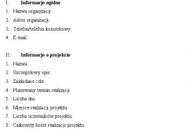 Dofinansowanie z Funduszy Polonijnych