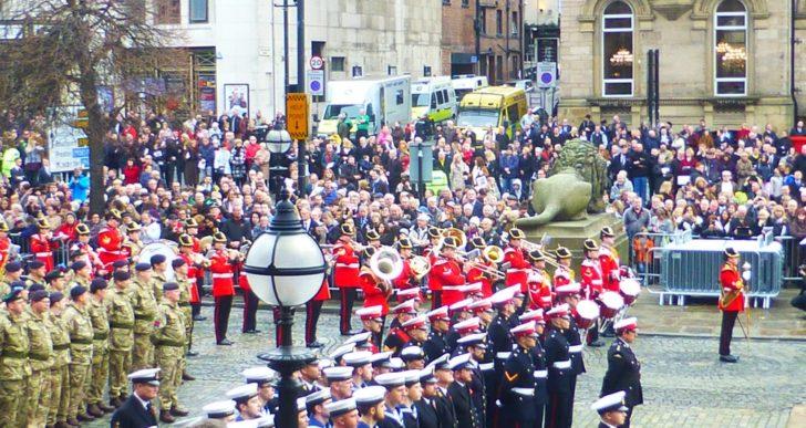 Dzień Pamięci dla Brytyjczyków